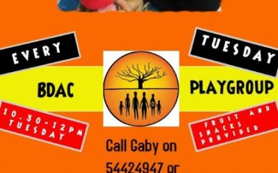 Bendigo District Aboriginal Family Supported Playgroup